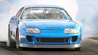 These Supras NEVER get old - 1500hp MISSILES!