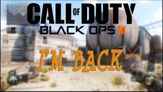BO3 IS BACK WITH ME! 1v1 w/ Friend | Black Ops 3 Multiplayer/Freerun/Zombies