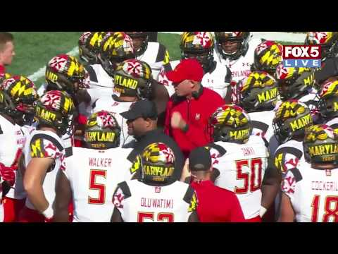 FOX 5 LIVE (8/14): Univ. of MD president and athletic director speak out on death of Jordan McNair