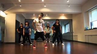 FIESTAR(피에스타) _ Vista dance cover 4/jimmy dance fufu老師