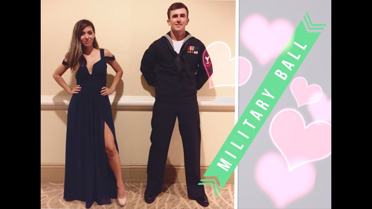 What Happens At A Military Ball? - YouTube