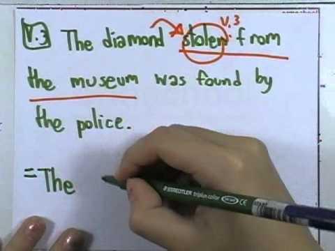 ormCU-TEP : Grammar 24 ; Phrase