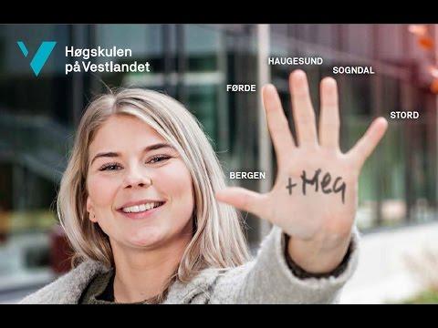 Velkommen til Høgskulen på Vestlandet!