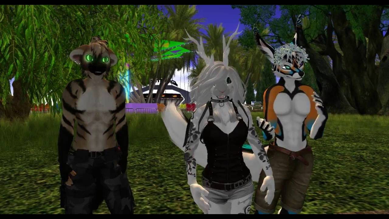 How to be a furry in second life