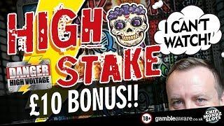 Online Slots - High Stake Big Wins Session