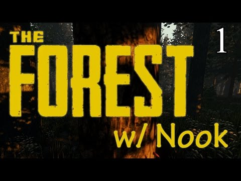 Save Files Work! - The Forest w/ Nook #1