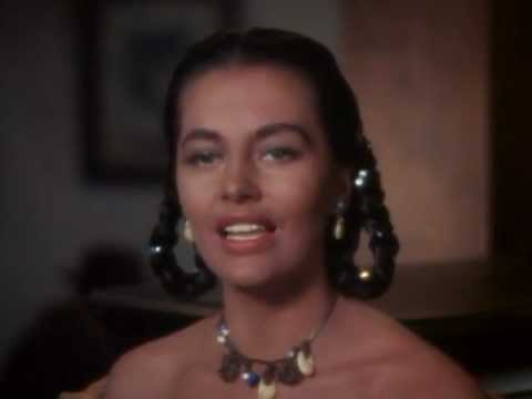 Cyd Charisse 's own voice  The Wild North  Northern Lights