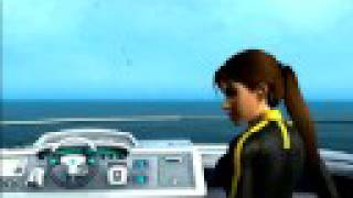 Tomb Raider: Underworld: Diving Trailer HD (PC, Wii, PS3, Xbox360)