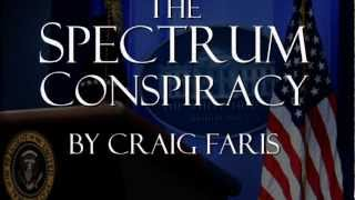 The Spectrum Conspiracy Book Trailer
