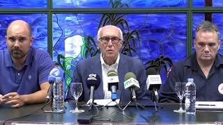 Presentación del plan de acciones para convertir a Santa  Úrsula en un municipio cardioprotegido