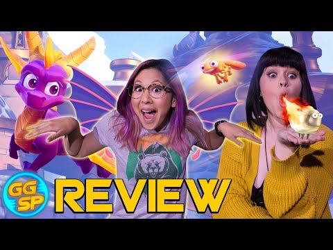 Spyro Reignited Trilogy | Game Review