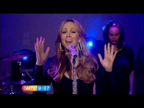 Mariah Carey - I Wanna Know What Love Is - GMTV - 24.11.09 HQ