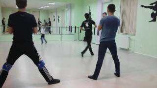 Lezginka 2016 Dans. Antreman(Kursda)