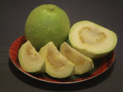 Guava Fruit How To Eat Guava