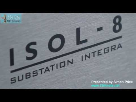 ISOL-8 SubStation Integra Power Conditioner Review