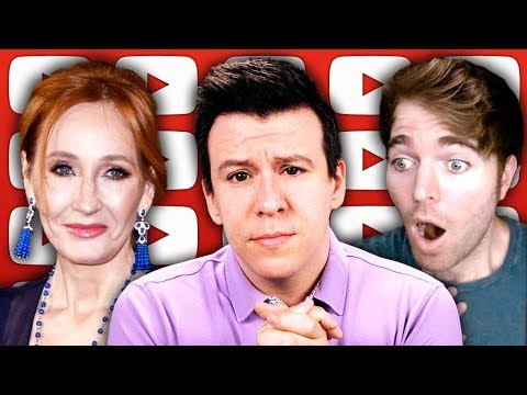 The Shane Dawson Cat Controversy, Denial, & Apology, J.K. Rowling Is A Retroactive Hero, & More...