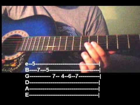Binks no Sake Guitar Acoustic Tab