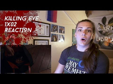 Killing Eve Season 1 Episode 2 Ill Deal With Him Later REACTION
