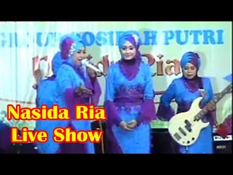 Album Full Non Stop Qasidah Nasida Ria Semarang Live Simo Soko Tuban 2015