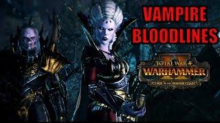 New Patch! - Vampire Counts BLOODLINES Overhaul - Total War Warhammer 2 Vampire Coast DLC