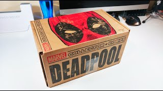 Unboxing Deadpool Marvel Subscription Box thumbnail