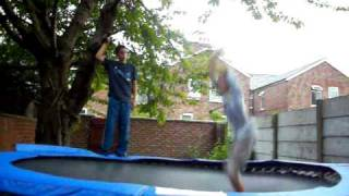 absolutly amazing Britains got Talent 2011 Crazy stunts and flips xD