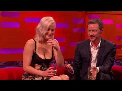 The Graham Norton  S19E08  Jennifer Lawrence, James McAvoy, Johnny Depp, Jack Whitehall