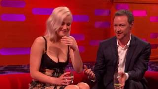 The Graham Norton Show S19E08 - Jennifer Lawrence, James McAvoy, Johnny Depp, Jack Whitehall