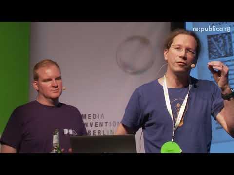 re:publica 2018 – Go Podcasting! Unser Appell zur Rückeroberung der digitalen Öffentlichkeit