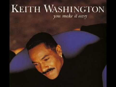 Keith Washington - Don't Leave Me In The Dark