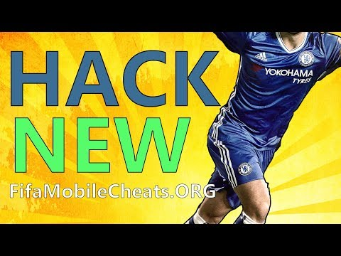 Fifa Mobile Hack - Coins and Points Hack Cheats [NEW - v2]