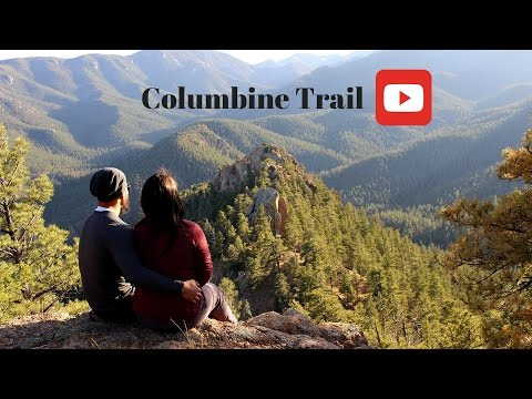 A Scenic Day Hike At North Cheyenne Columbine Trail in Colorado