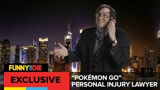 """""""Pokemon GO"""" Personal Injury Lawyer"""