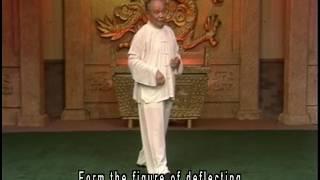 yang zhenduo teaches his father yang chen fus taiji form