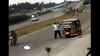Accident at avinashi bypass. tirupur