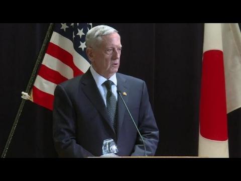 US Defense chief: Iran 'biggest state sponsor of terrorism'