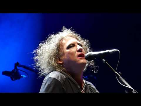 THE CURE -BOYS DON'T CRY - 40th anniversary, British Summer Time Hyde Park 07/07/2018