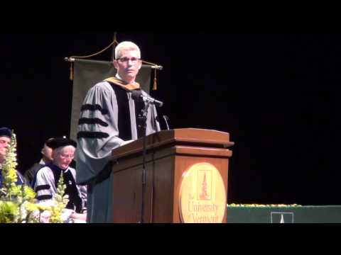 2014 UVM School of Business Administration Commencement Speech - John Hall