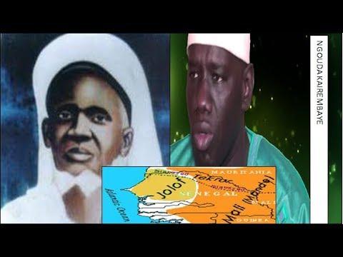 EL Hadji Malick Sy et Djolof : Ngouda kairé Mbaye(grand frere de Pape Malick Mbaye)
