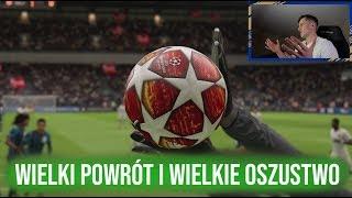 WRACAMY do WIELKIEJ RANGI &  KOSMICZNE OSZUSTWO w FUT CHAMPIONS! FIFA 19 Ultimate Team