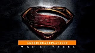 Man of Steel Android Gameplay Part 1 [Game For Kids]