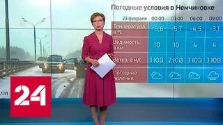 В массовом ДТП на Минском шоссе виновата плохая погода