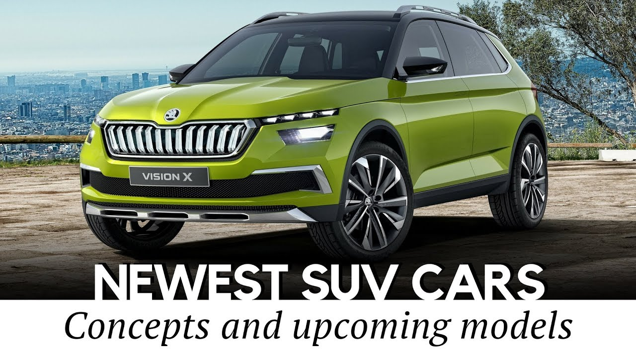 Future Cars 2020 >> 10 Upcoming SUVs and Newest Concept Car Models to Arrive in 2018-2020 - YouTube