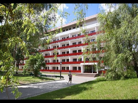 Санаторий Криница - презентационный ролик, Санатории Беларуси