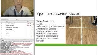 15:30 Елена Янкович. Урок английского языка с применением коучингового подхода