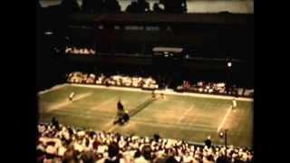 Vijay Amritraj vs Jan Kodes.1/4 final Wimbledon 1973