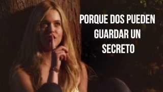 Secret - Pretty Little Liars theme (traducción al español) |  The Pierces
