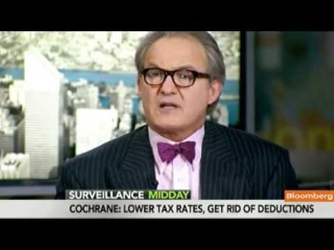 Cochrane Says Buffett Tax Proposal Is an `Anecdote'
