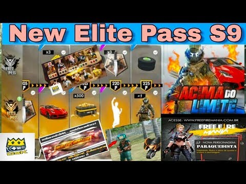 Season 9 Elite Pass/Free Fire Upcoming| New Updates | Review By ||GSK|| 🇮🇳[Hindi]