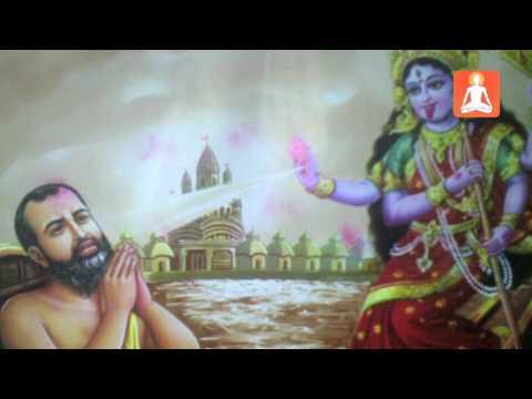 Vivekananda's Meeting with Goddess Kali